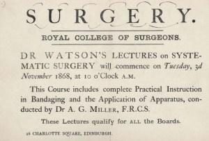 Watson advert